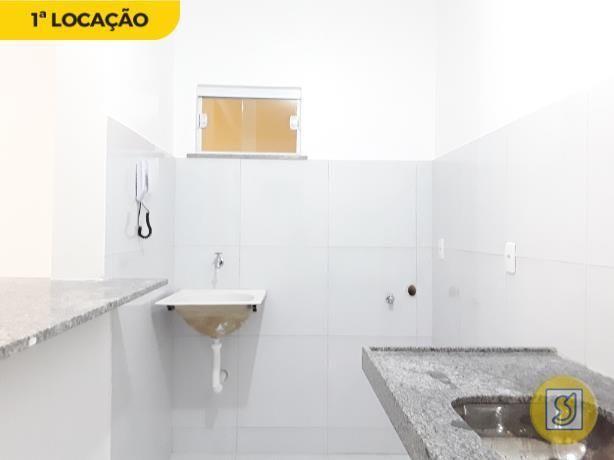 Apartamento para alugar com 1 dormitórios em Cidade dos funcionários, Fortaleza cod:50389 - Foto 5