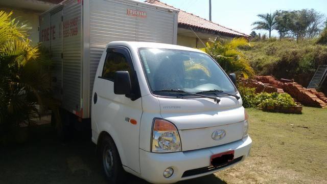 Hyundai HR 2011 baú