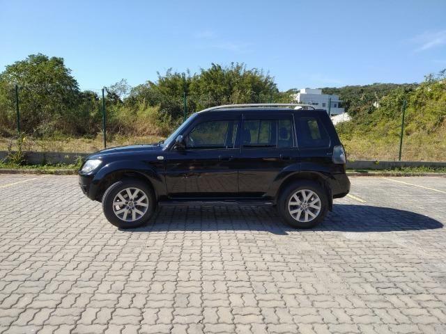 Pajero TR4 2012 automático, completo, GNV, 2° dono! - Foto 2