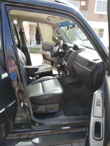 Pajero TR4 2012 automático, completo, GNV, 2° dono! - Foto 14