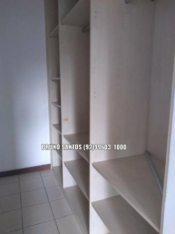 Eldorado Park, Parque 10. Três dormitórios sendo um suíte, com escritório - Foto 7