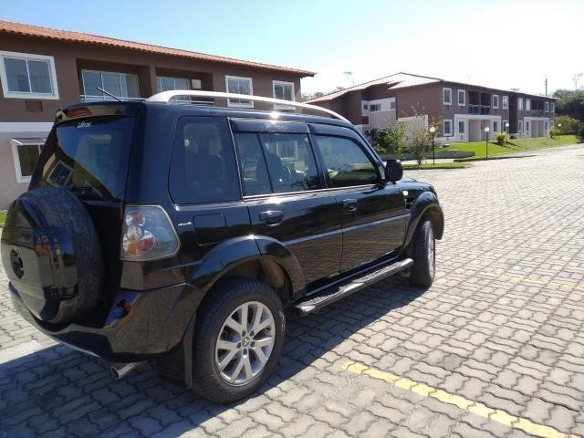 Pajero TR4 2012 automático, completo, GNV, 2° dono! - Foto 4