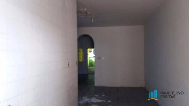 Casa com 4 dormitórios para alugar, 550 m² por R$ 2.809,00/mês - Joaquim Távora - Fortalez - Foto 10