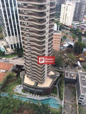 Apartamento com 4 dormitórios à venda, 334 m² por R$ 10.812.247,00 - Vila Olímpia - São Pa - Foto 2