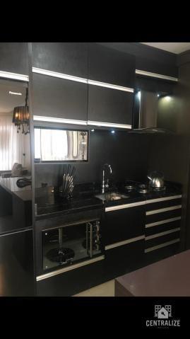 Apartamento à venda com 3 dormitórios em Uvaranas, Ponta grossa cod:1689 - Foto 9