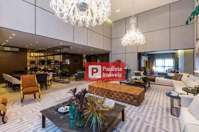 Apartamento com 4 dormitórios à venda, 334 m² por R$ 10.812.247,00 - Vila Olímpia - São Pa - Foto 7