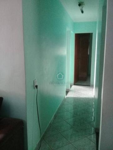 Apartamento com 3 dormitórios à venda, 52 m² por R$ 150.000,00 - Monte Castelo - Campo Gra - Foto 8