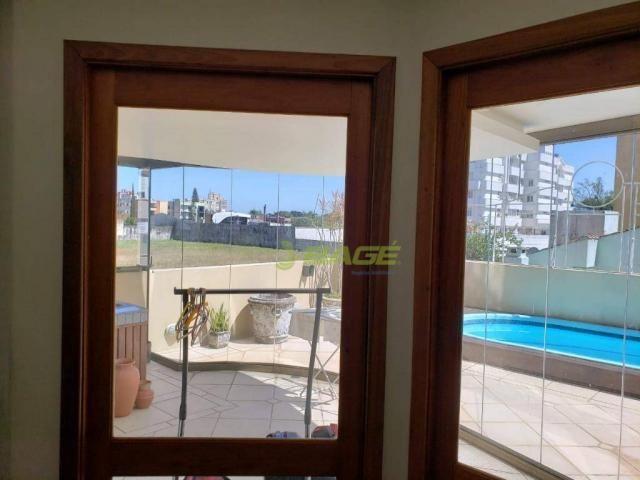 Apartamento com 3 dormitórios à venda, 211 m² por R$ 1.200.000,00 - Centro - Pelotas/RS - Foto 10