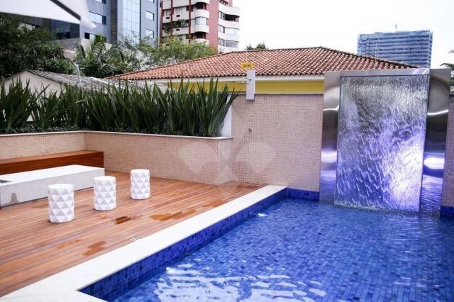 Apartamento à venda com 3 dormitórios em Petrópolis, Porto alegre cod:8537 - Foto 15