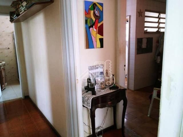 Apartamento com 3 dormitórios à venda, 110 m² por R$ 590.000,00 - São Francisco - Niterói/