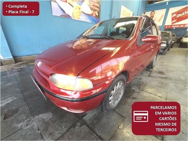 Fiat Palio 1.6 mpi stile weekend 16v gasolina 4p manual - Foto 3