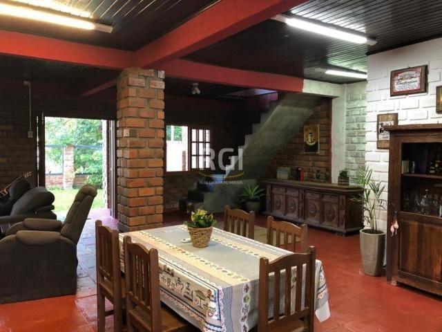 Casa à venda com 3 dormitórios em Ilha da pintada, Porto alegre cod:EL56354472 - Foto 18