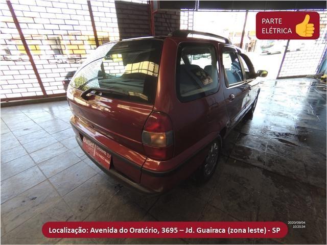 Fiat Palio 1.6 mpi stile weekend 16v gasolina 4p manual - Foto 7