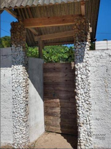 Casa térrea de madeira com 3 quartos - Reta da América - Morretes/PR - Foto 12