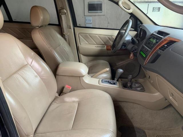 Toyota Hilux SW4 2010, 7 lugares , motor 3.0 turbo diesel - Foto 10