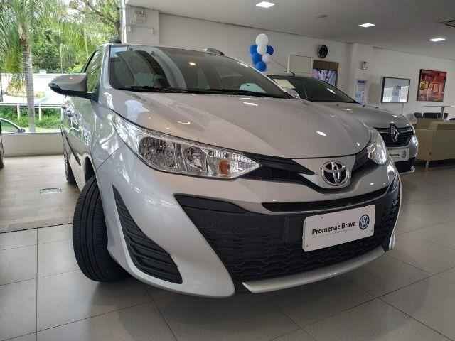 Toyota Yaris XL Live 1.3 Flex 16V 5p Mec - Foto 4