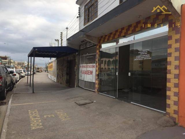 Loja para alugar, 55 m² por R$ 2.200/mês - Sol e Mar - Macaé/RJ - Foto 2