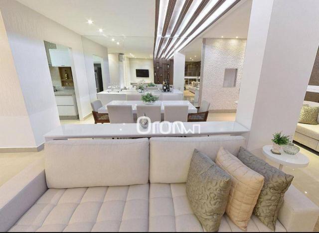 Apartamento à venda, 171 m² por R$ 1.092.000,00 - Setor Central - Goiânia/GO - Foto 6