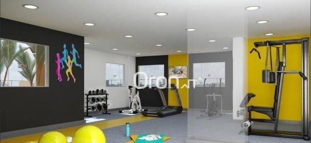 Apartamento com 2 dormitórios à venda, 54 m² por R$ 181.000,00 - Parque Oeste Industrial - - Foto 5