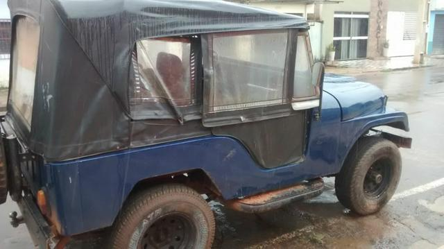 Venda Jeep Willys - Foto 3