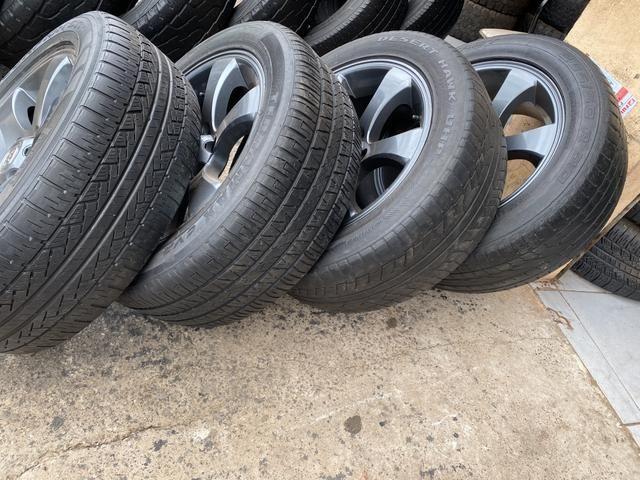 Rodas Hilux aro 20 Toyota ( rodas e pneus) menor valor!! - Foto 4