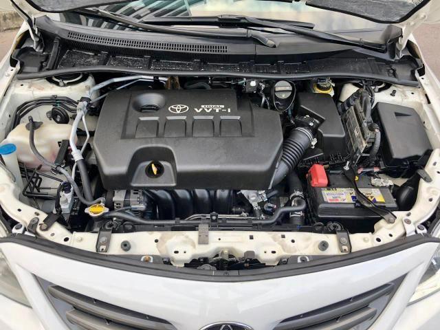 Corolla XEI Automático 2013 Blindado! Top! Blindagem N3 - Foto 9