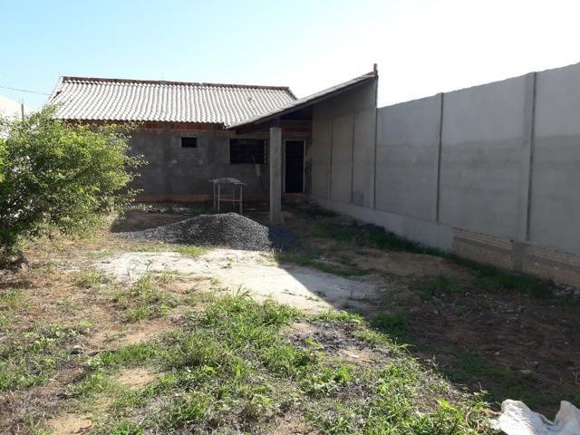 Casa em construçao ,terreno a pagar - Foto 3