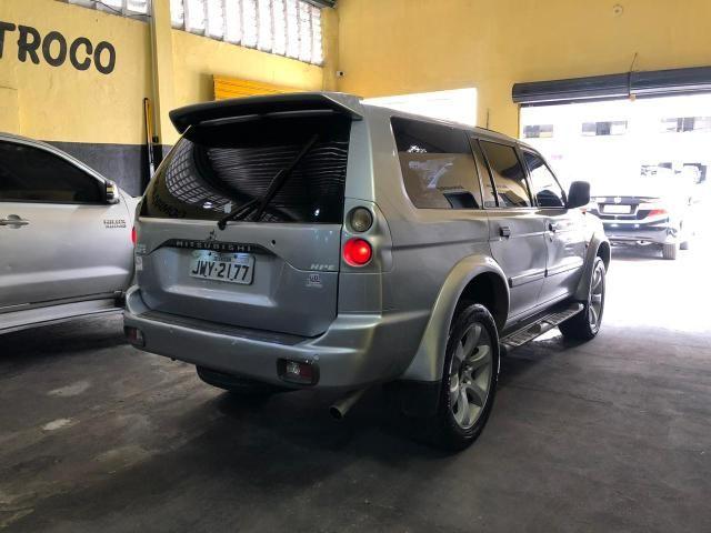 Pajero Sport Hpe 2004 4x4 Diesel - Foto 4