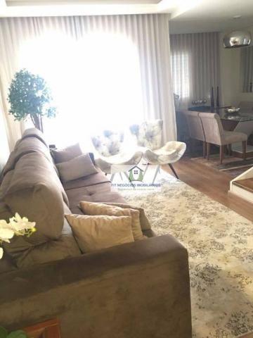 Apartamento Residencial à venda, Pinheiros, São José do Rio Preto - AP0507. - Foto 3