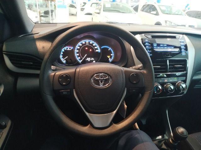 Toyota Yaris XL Live 1.3 Flex 16V 5p Mec - Foto 12