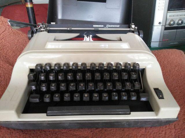 Máquina de escrever  - Foto 4