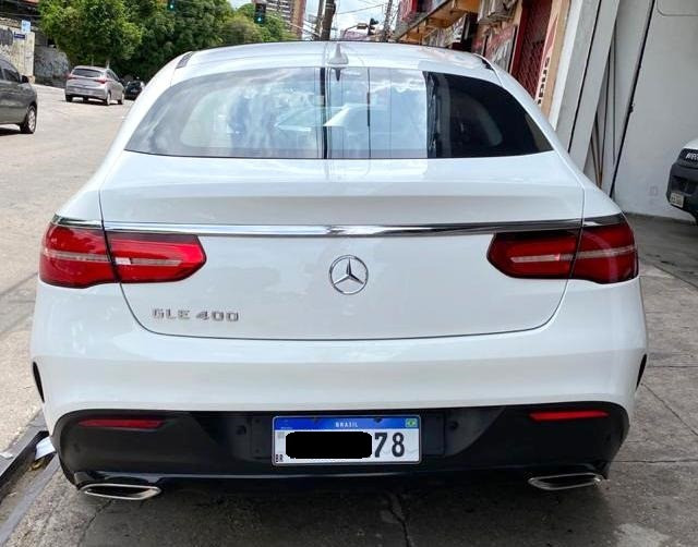 Mercedes-Benz GLE 400 Coupé - Blindada - Foto 7