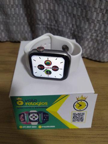 Smartwatch iwo w26 relogio inteligente tela infinita - Foto 6