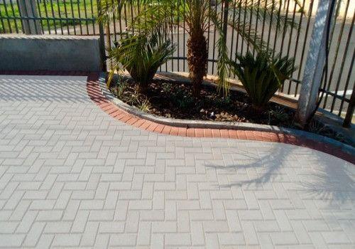 Piso paver intertravado, piso concreto, tijolinho, bloco de concreto - Foto 6