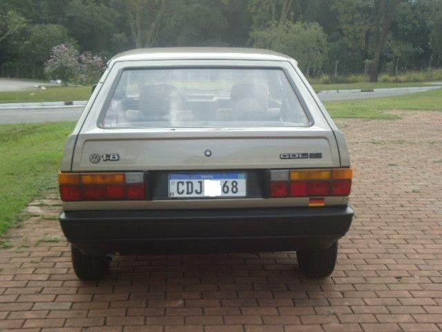 Vw - Volkswagen Gol Gl 1.8 1990 Raro Exemplar - Foto 7