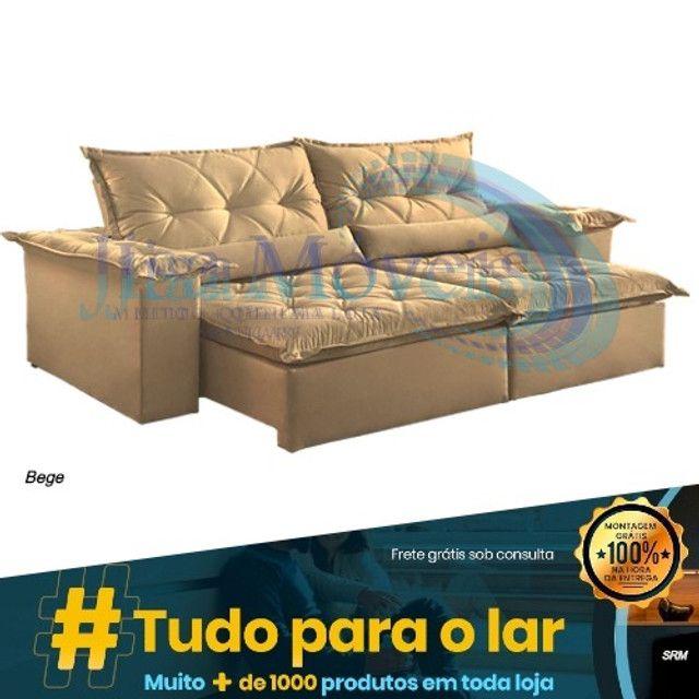 Sofá Retrátil Ouro Preto Plus - Foto 3