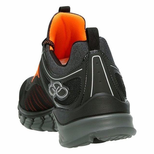 Sapato Olympikus cosmo preto - Foto 4