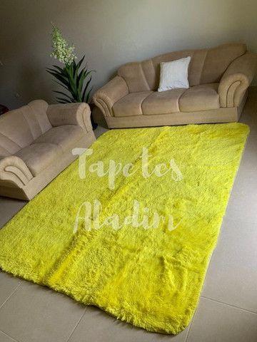 Tapetes Coloridos - Foto 2