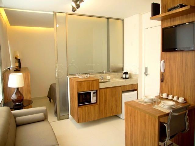 Apartamento Studio, próximo ao Shopping JK Iguatemi, Pq do Povo e Faria Lima
