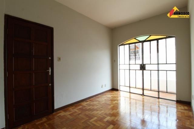 Apartamento para aluguel, 3 quartos, 1 vaga, São José - Divinópolis/MG - Foto 5
