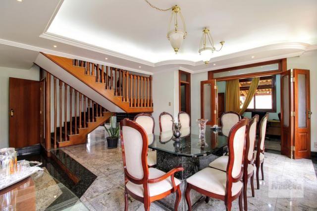 Casa à venda com 5 dormitórios em Castelo, Belo horizonte cod:277001 - Foto 5