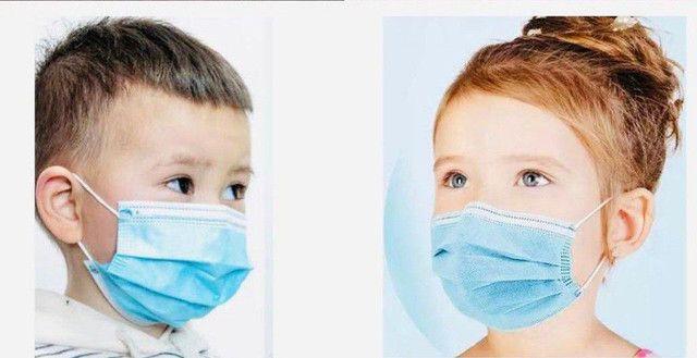 Máscaras infantil 1.00  - Foto 3