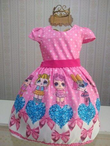 Vestido temático infantil  - Foto 2