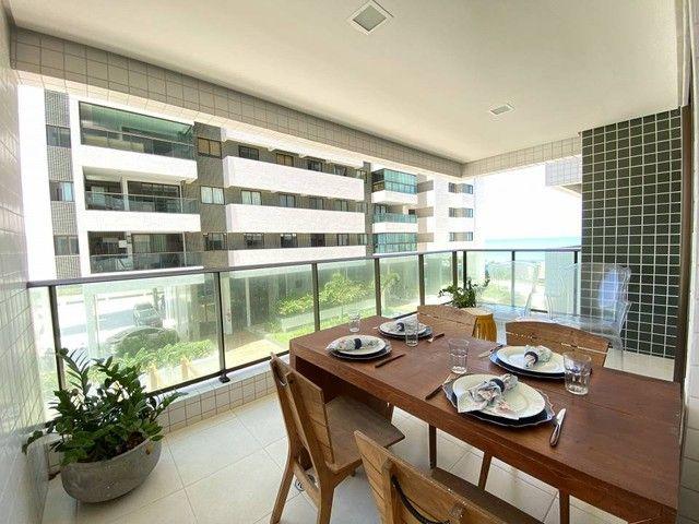 Apartamento para venda possui 114 metros quadrados com 3 quartos em Guaxuma - Maceió - AL