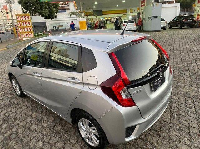 Honda Fit 1.5 16v LX CVT (Flex) - Foto 7
