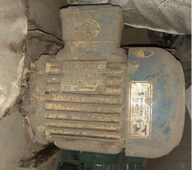 Sistema de exaustão e lavagem atmosféricas em inox com turbina acoplada.  - Foto 6