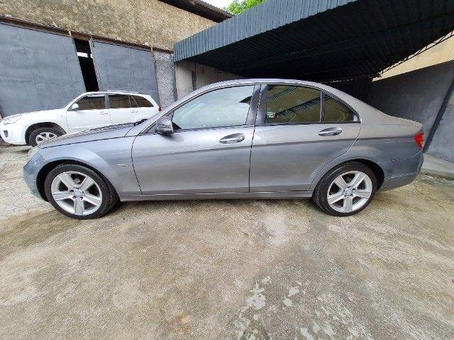 Mercedes-benz C 180 CGI Toda Revisada - Foto 5