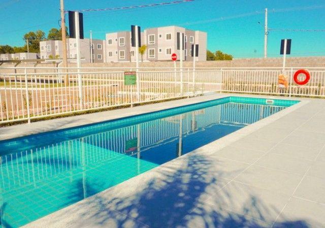 Alugo apartamento no Residencial Solar dos Sabias II!!Agende já sua visita - Foto 12