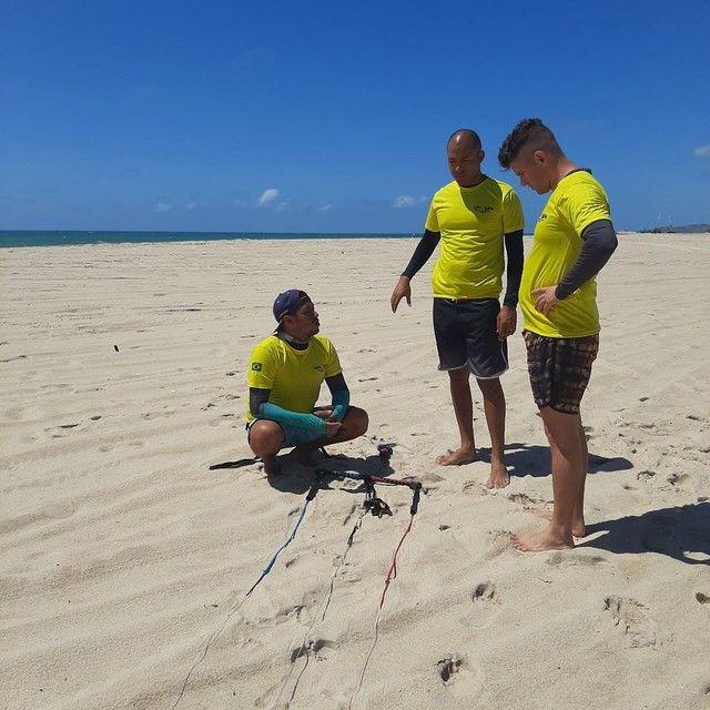 Curso de kite surf com baixo custo  - Foto 5