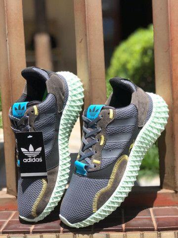 Tênis adidas flat $160,00 - Foto 3